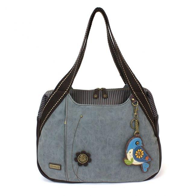 BLUE BIRD - Indigo BOWLING BAG