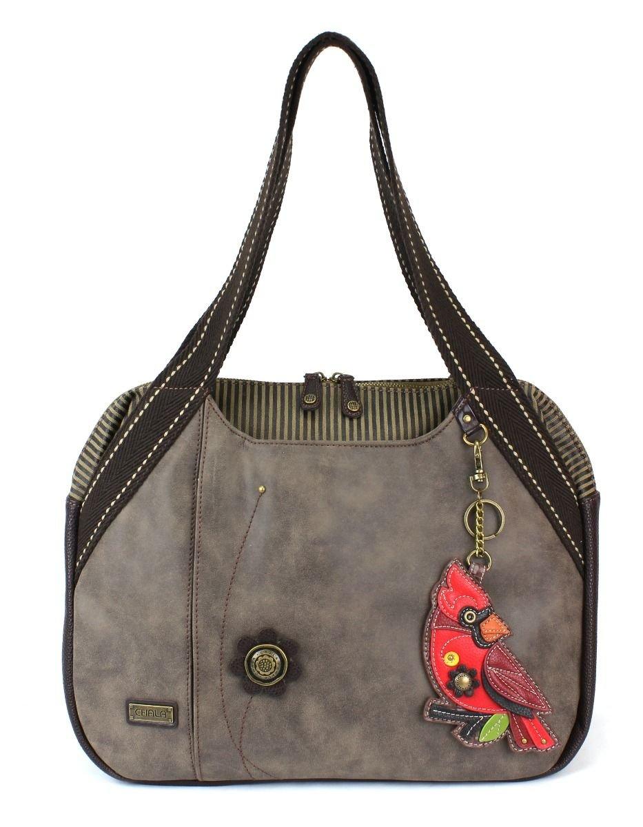 Cardinal Stone Gray Bowling Bag