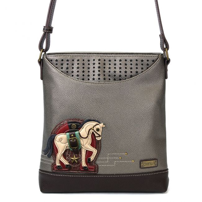 Horse Gen 2 Sweet Messenger Pewter