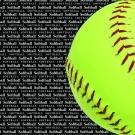 Softball Go Big left Paper
