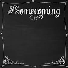 Homecoming Chalkboard- Prom