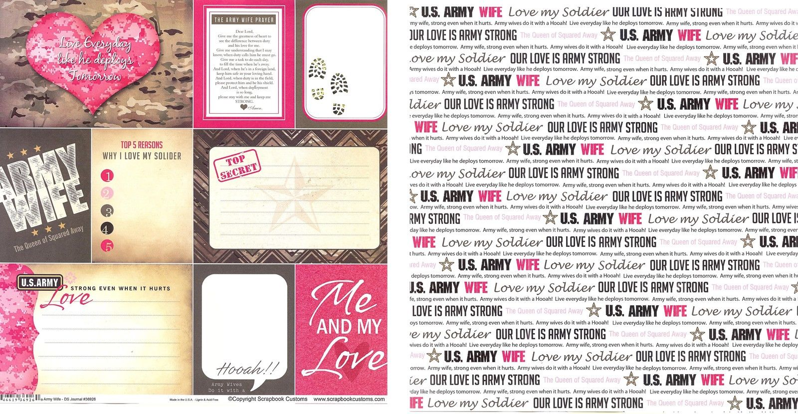 Journal Paper- Army Wife
