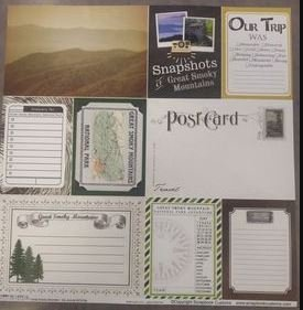 Great Smoky Mountain- DS journal