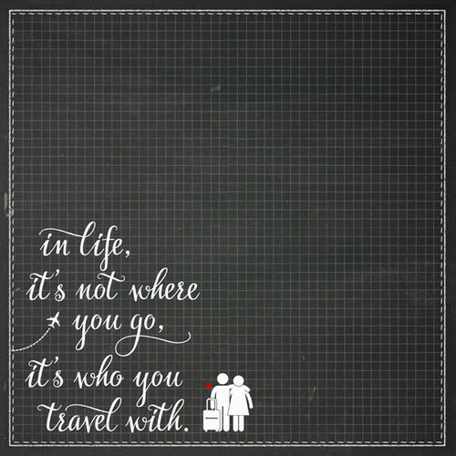 Scrapbook Customs- It's who we travel with