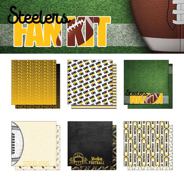 Wildcats Fan Football Kit