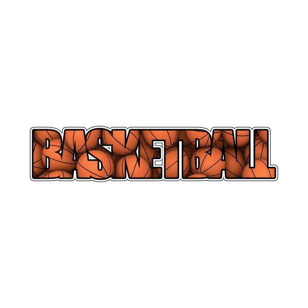 Dimensional title- Basketball