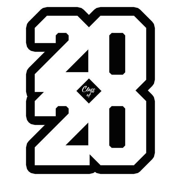 CLASS OF 2020 SQUARED LASER- Scrapbook Customs