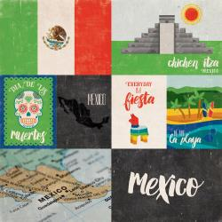 Echo Park Around The World - Mexico