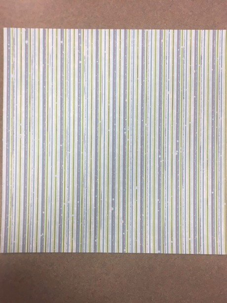 Stripe-Cold Weather Collection Paper- Adorn It