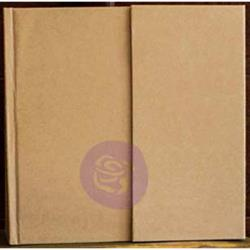 Prima Marketing Frank Garcia Memory Hardware Chip Journal-Kraft Square W//6 Pages