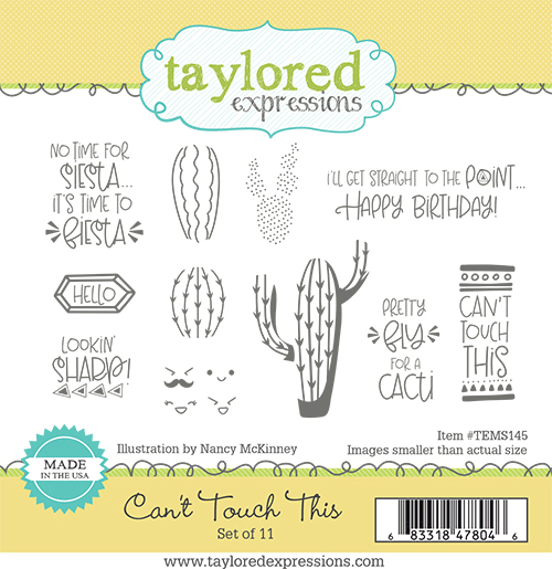 CAN'T TOUCH THIS- Taylored Expressions