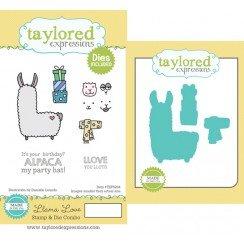 Taylored Expressions- Llama Love