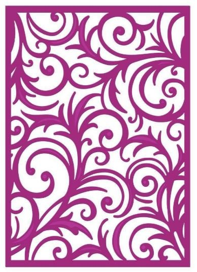 Grande Swirls Gemini Create a Card