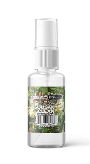 Squeaky Clean Brush Cleaner- Pink and Main