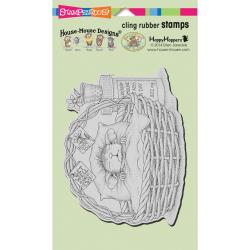 Stampendous Cling Stamp - House Mouse Quick Recovery