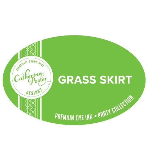 Catherine Pooler Ink pad- Grass Skirt