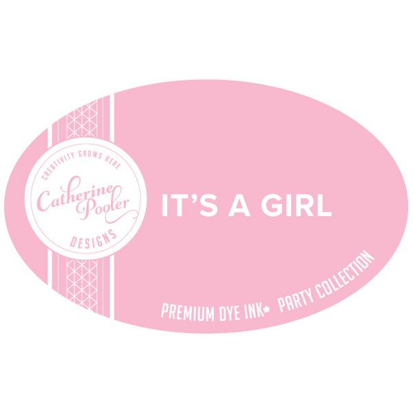 Catherine Pooler Ink pad- It's A Girl
