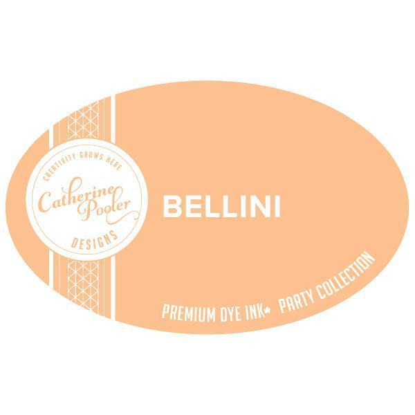 Catherine Pooler Ink pad- Bellini