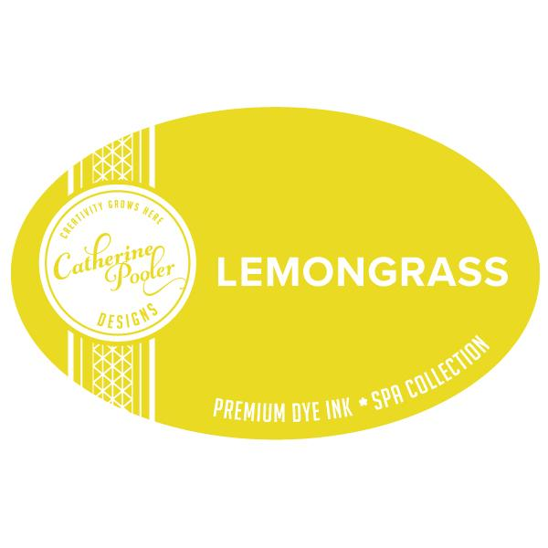 Catherine Pooler Ink pad- Lemongrass