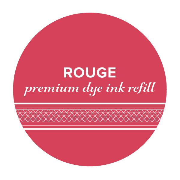 Catherine Pooler Ink Refill- Rouge
