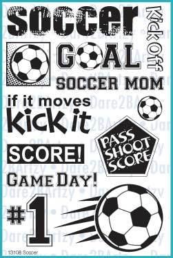 Soccer- Dare 2B Artzy