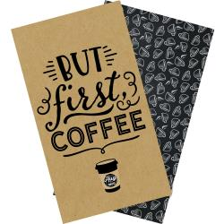 Echo Park Traveler's Notebook Insert - Coffee & Friends Daily Calendar