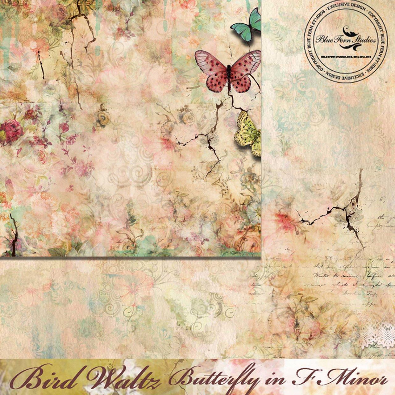 Butterfly in f Minor- Bird Waltz by Blue Fern Studios