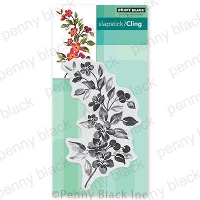Penny Black Cling Stamps-Nature's Glory