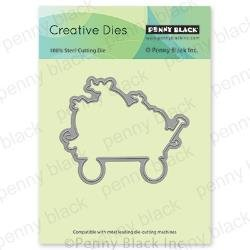 Penny Black Creative Dies - Wagonful Cut Out
