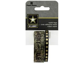 Paper House Washi Tape US Army