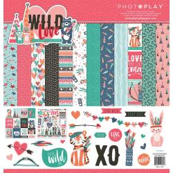 PhotoPlay Collection Pack 12X12 Wild Love
