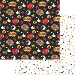 A Day At The Park Double-Sided Cardstock 12X12 Oh Boy