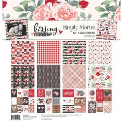 Kissing Booth- Simple Stories Collection Kit 12X12