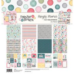 Collection Kit-- Simple Stories Freezin' Season