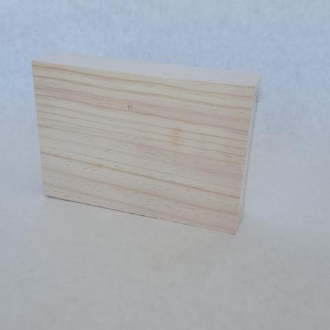 4X6 wood block