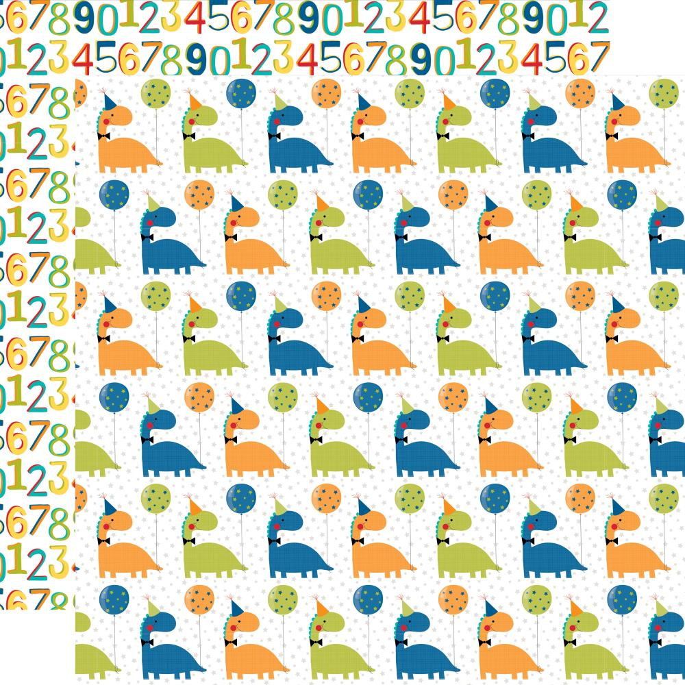 How Old Are You?- Wish Big Boy Double-Sided Cardstock 12X12