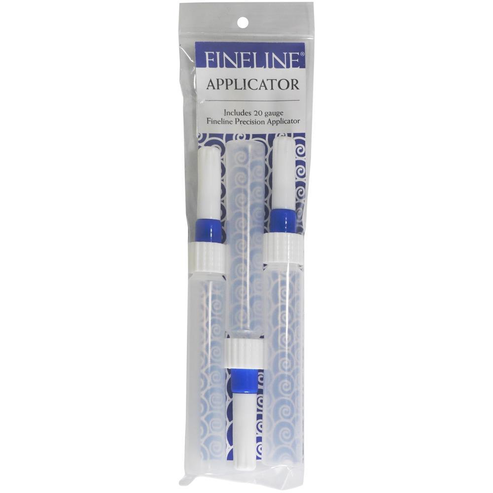 Fineline 20 Gauge Precision Applicators - Empty 3/Pkg