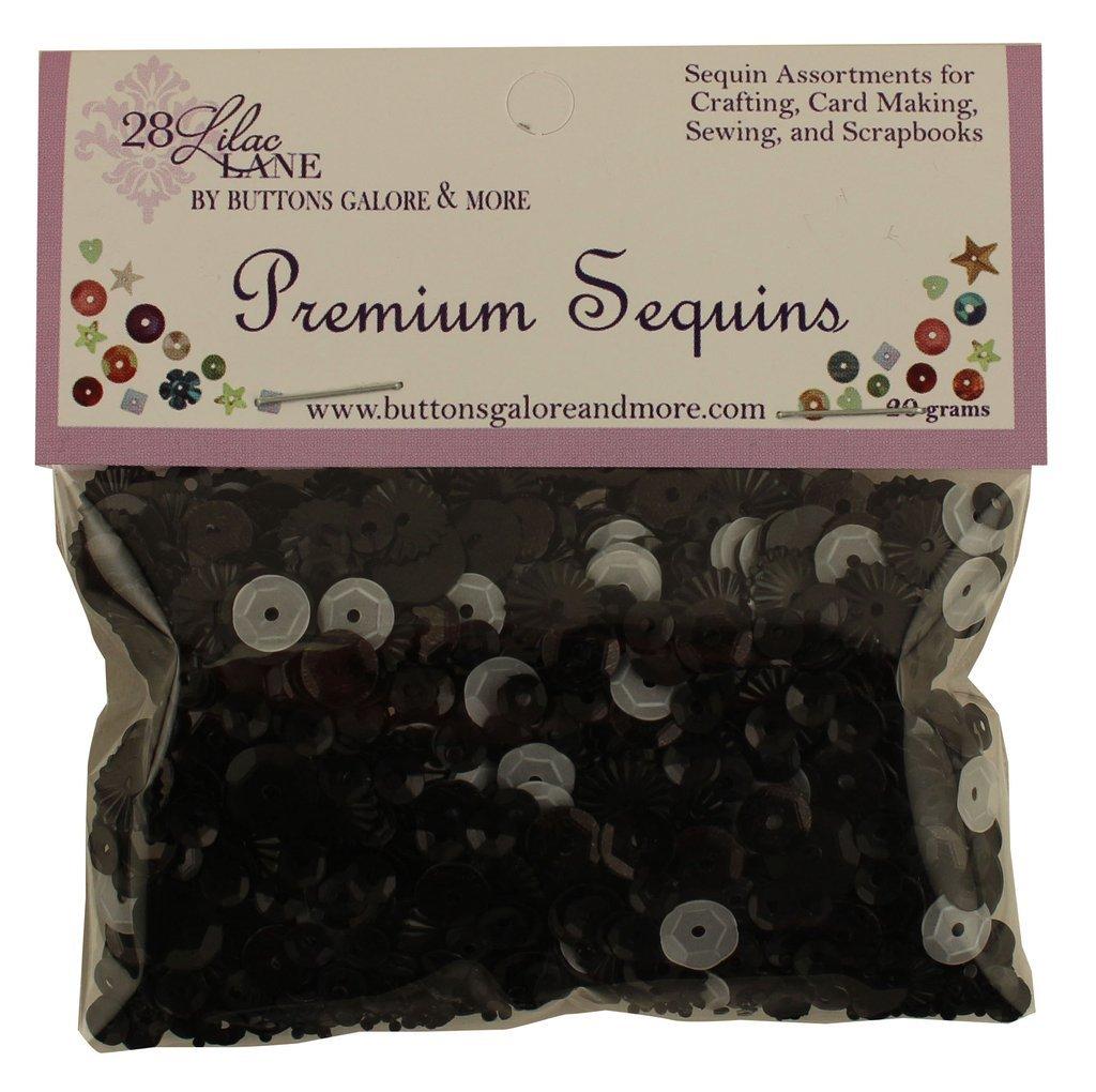 Premium Sequins 20g.- Night