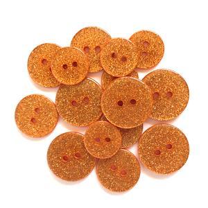 Koi Glitter Buttons