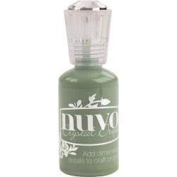 Nuvo Drop Crystal- Olive Branch