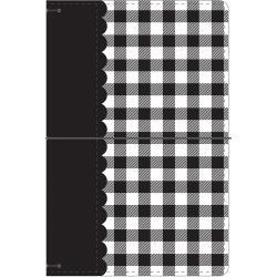 Buffalo Check- Doodlebug Travel Planner 4.25X8.25