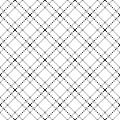 IO Cling Stamp-Dot Argyle