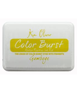 Gamboge- Ken Oliver Color Burst Ink Pad
