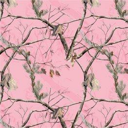 Realtree AP Pink- 12X12 Cardstock Paper