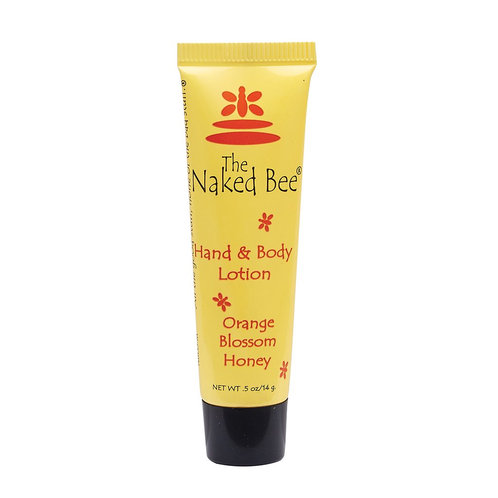 Orange Blossom Honey Hand & Body Lotion .5oz