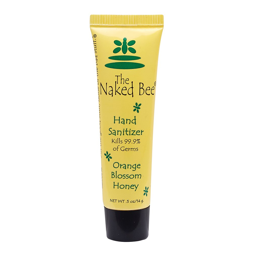 Orange Blossom Honey Hand Sanitizer- .5oz