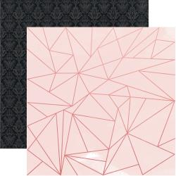 Auroral- Sparkle Double-Sided Specialty Cardstock 12X12 Kaiser Craft