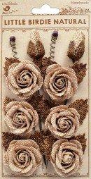 Alayna Flowers 10pc- Little Birdie