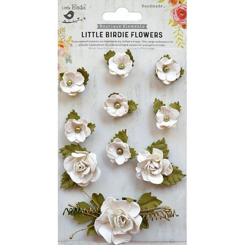 Adelina Moon Light Flowers 10pc- Little Birdie