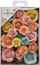 Fiona Vivid Palette Flowers 28pc- Little Birdie